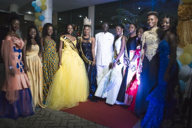 Mahalia Esi Tawiah Bamford crowned Miss Commonwealth Ghana 2018