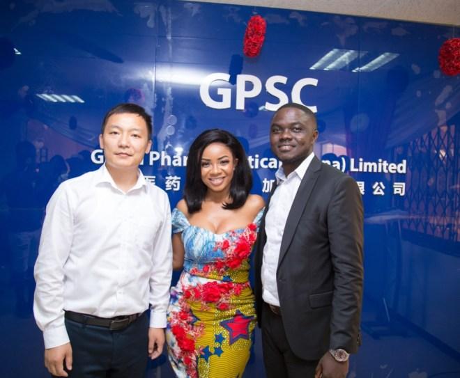 Serwaa Amihere lands ambassadorial deal with global brand