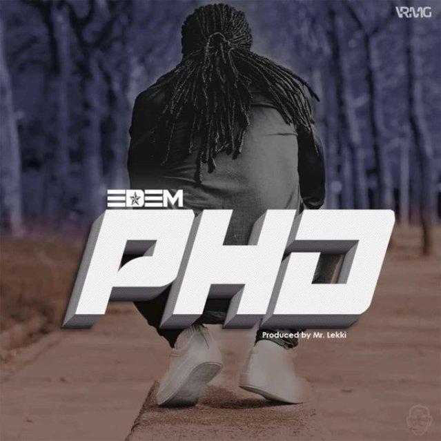 Edem's PHD cover artwork