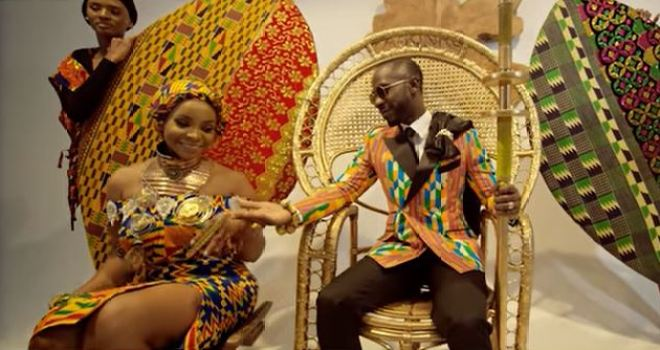 Okyeame Kwame out with visuals for 'Bra'