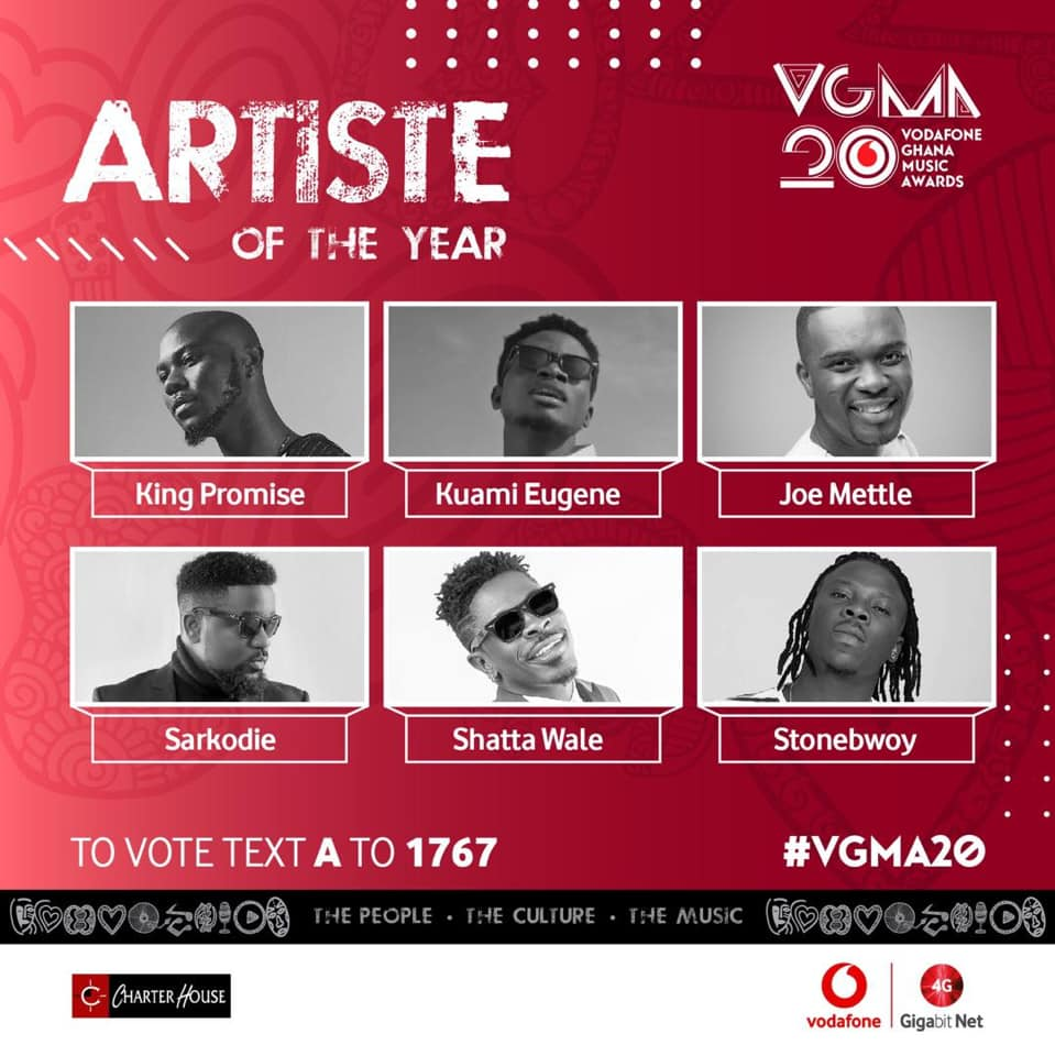 Stonebwoy apologizes for his conduct at 2019 VGMA