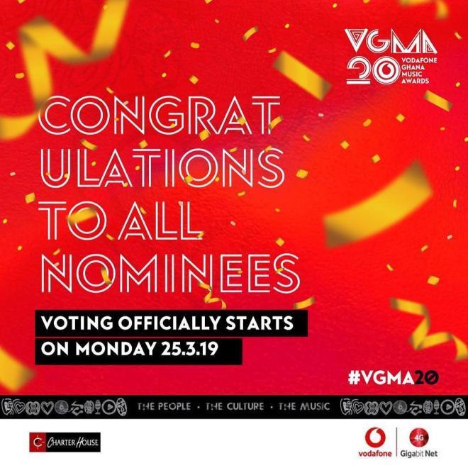 VGMA Voting