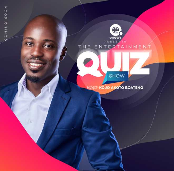 Akoto Boateng hosts Ghana's first Entertainment Quiz Show