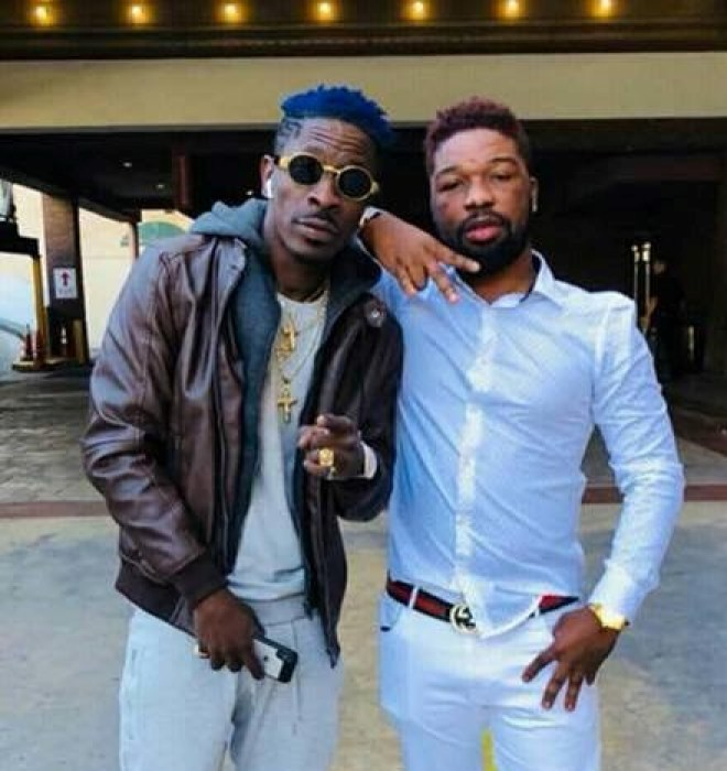 Junior US with Shatta Wale
