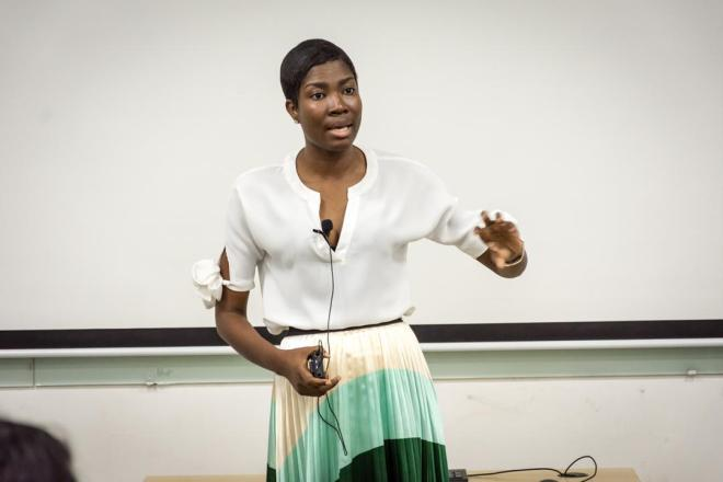 GOA Institute of Management appoints Caroline Esinam Adzogble as African ambassador