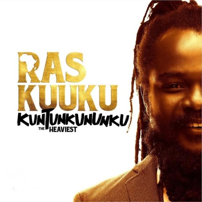 Ras Kuuku Kuntunkununku album cover