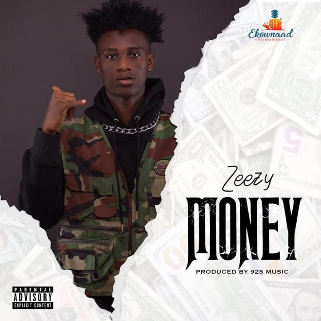 "Zeezy's ""Money"" cover artwork"