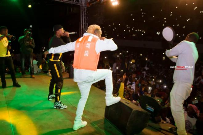 "Maccasio makes history with ""Zero 2 Hero"" album launch"