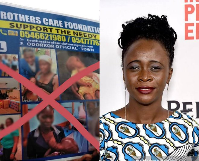 Brothers Care Foundation is a scam - Leila Djansi alleges