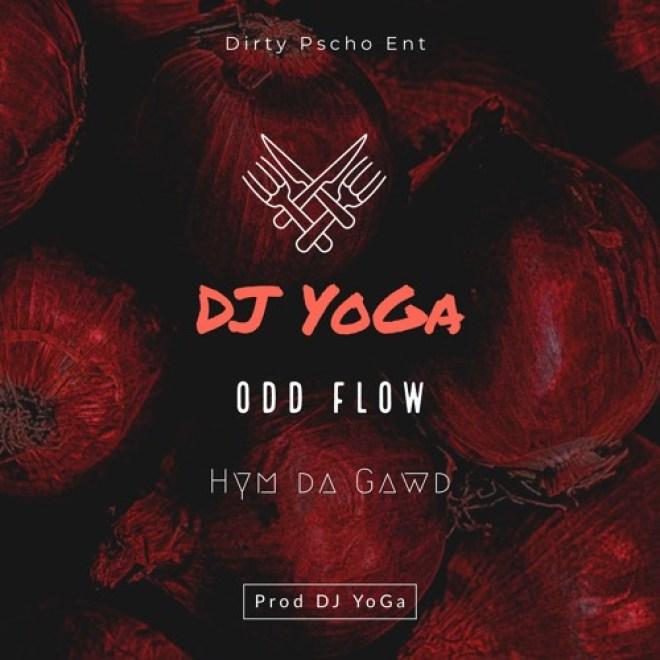 DJ Yoga Odo Flow artwork