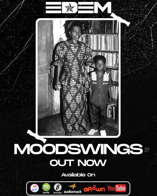 Edem Mood Swings EP cover artwork