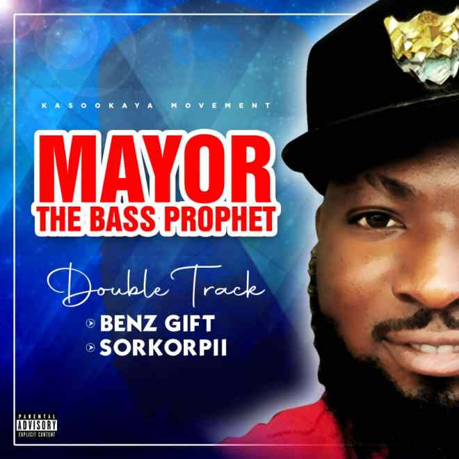 Gospel singer Mayor The Bass Prophet switches to secular music, says gospel acts don't get paid