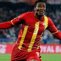 Asamoah Gyan retires from Black Stars