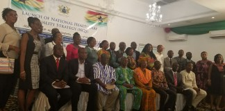 national healthcare quality strategy launch