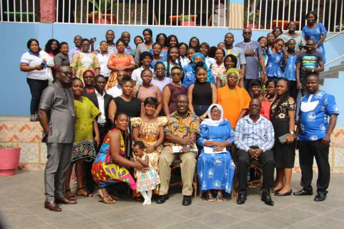 association of registered midwives Ghana