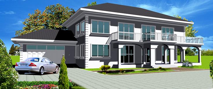 Ghana House Plans Africa House Plans Ghana Architects