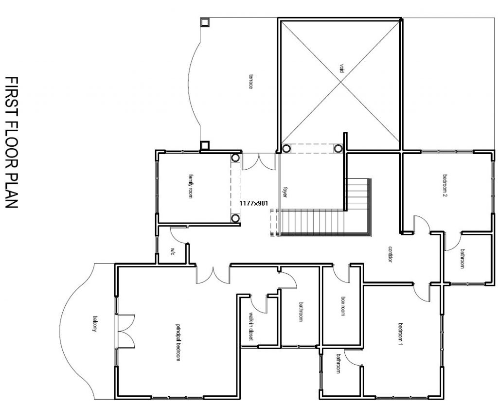 5 Bedroom House Plans for Ghana, Liberia, Sierra Leone & More