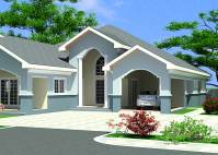 House Building Plans for Ghana, Chad, Gabon, Congo & More