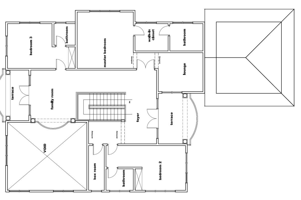 Ghana House Plans