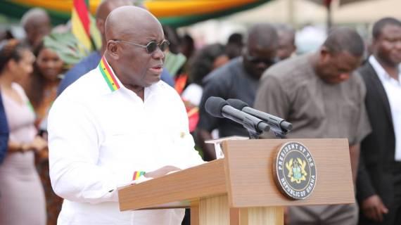 Free SHS will work despite challenges – Nana Addo