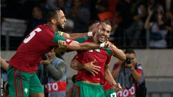 Morocco beat Ivory Coast to reach 2018 World Cup