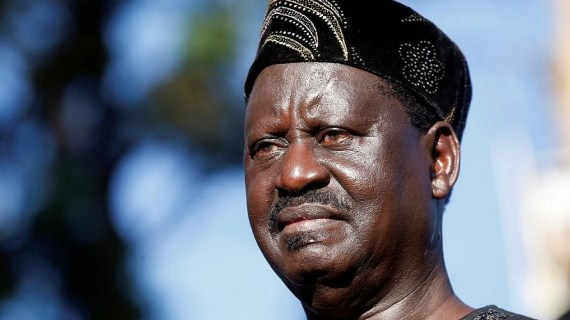US cautions Odinga over 'parallel' inauguration ceremony