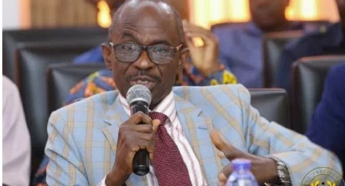 Amidu should be asked why he referred to SP Bill as unconstitutional in the past – Nketia