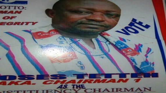 Major 500k Wee Busts NPP Chairman Fingered
