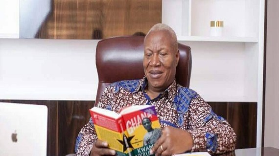 Prof. Joshua Alabi The Beacon Of Hope For NDC's Comeback