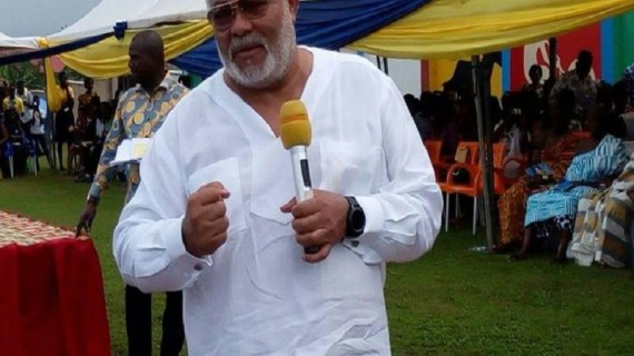 Pack out Vanderpuije, others to save NDC – Rawlings