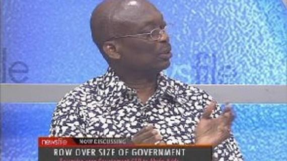 Ghana/US Military Deal: I'm not a hypocrite, I support NDC demo – Kweku Baako