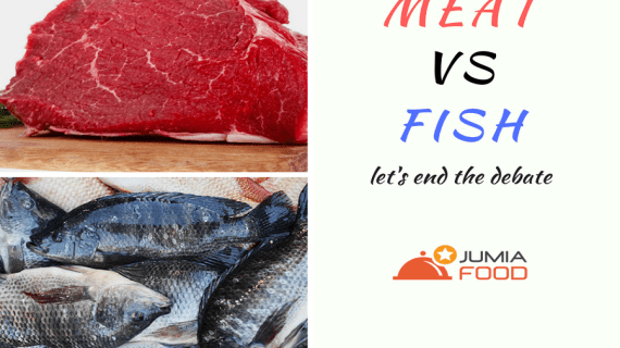 Fish vs Meat; let's end the debate