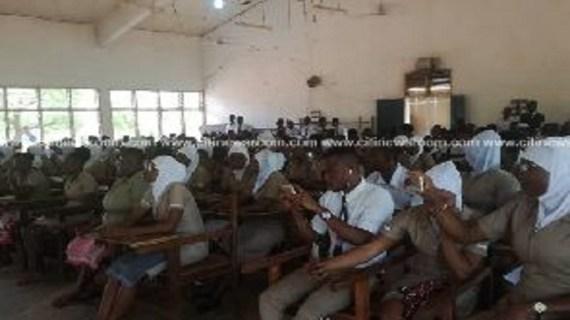 School of Hygiene students demand restoration of allowances