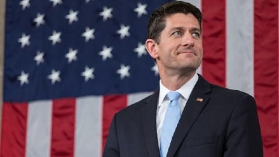 US House Speaker Paul Ryan to resign
