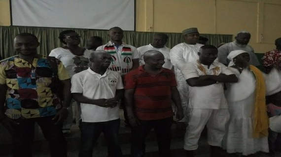 NDC Anyaa-Sowutuom Constituency elects new executives