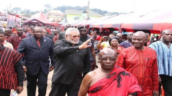 Amissah-Arthur's death has come as a shock – Rawlings