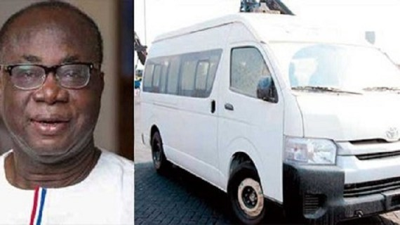 Freddie Blay's 'moneycracy' condemnable – Fred Oduro