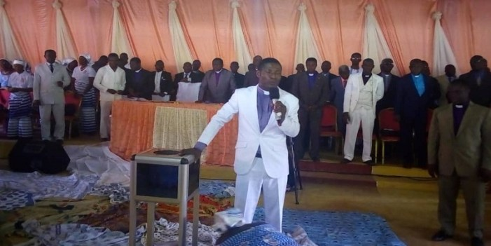 Let's Pray For Ghana's Peace and Honor Our Leaders with Love,  -Apostle Kofi Dadzie