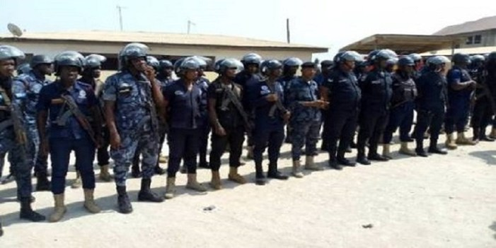Bloody clashes in Nandom; scores wounded, properties destroyed