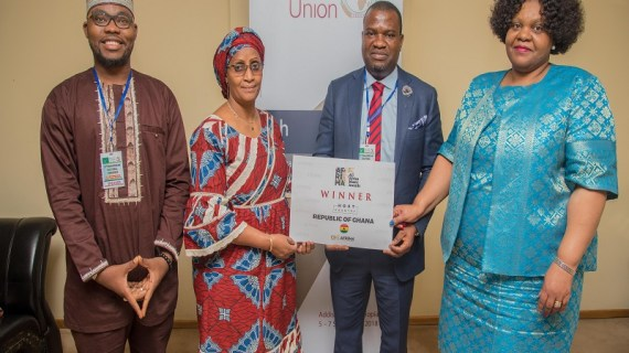5TH AFRIMA; AU UNVEILS REPUBLIC OF GHANA AS HOST COUNTRY …Thanks Lagos State Government of Nigeria for Partnering on Previous Editions …Events to be hosted On November 21-24, 2018
