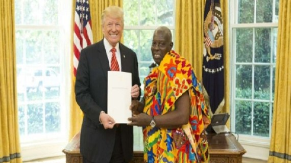 Ghana, U.S. agree deportation deal