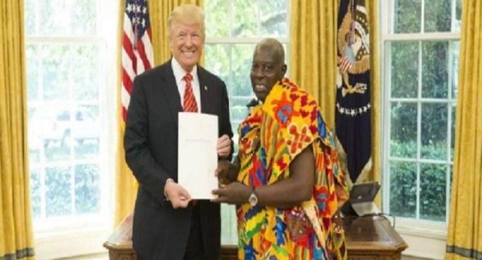 Ghana, U.S. agree deportation deal