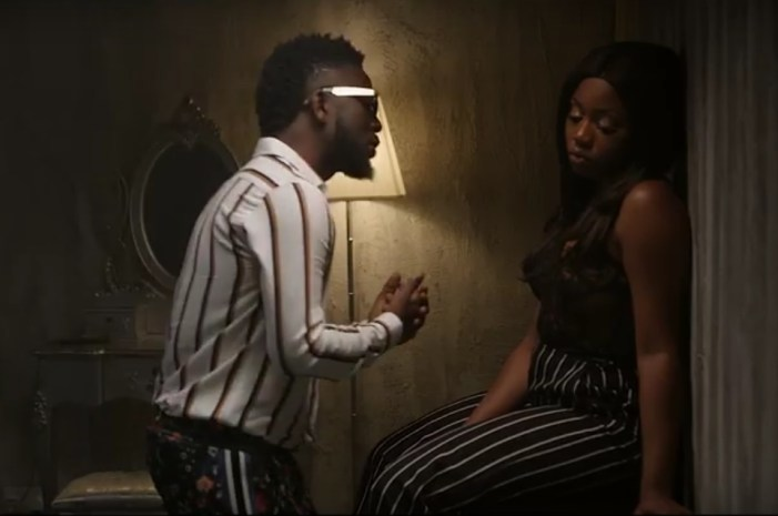 "Bisa Kdei – Fakye ""Forgive"" (Official Video)"