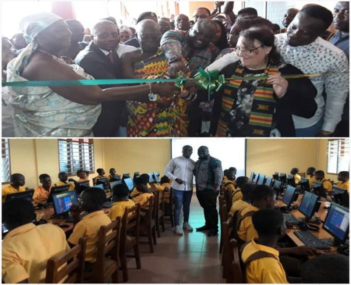Two US NGOs Build Yamoransa Model ICT Lab for Betenase Community