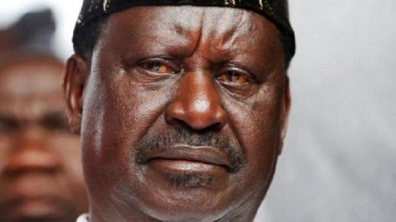 Kenya's opposition leader Raila Odinga named AU envoy