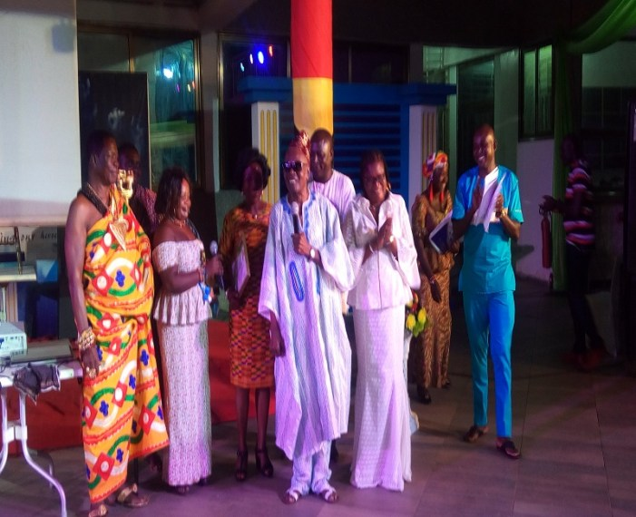 Teshie Traditional Council Awards Distinguished Personalities