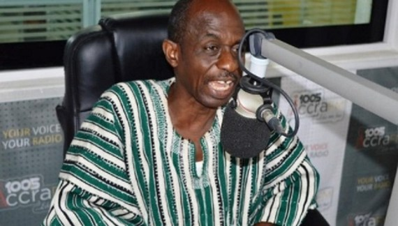 Let's ask Rawlings to choose our flagbearer if democracy is expensive – Asiedu Nketia