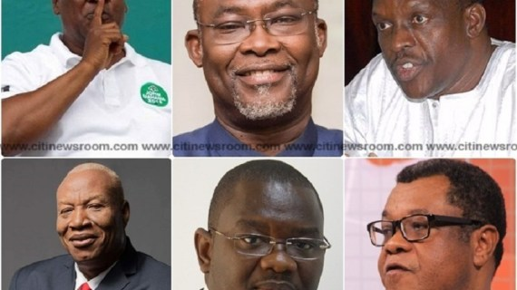 Paying just GHC400,000 to lead the biggest party in the country is fair – Deputy Secretary