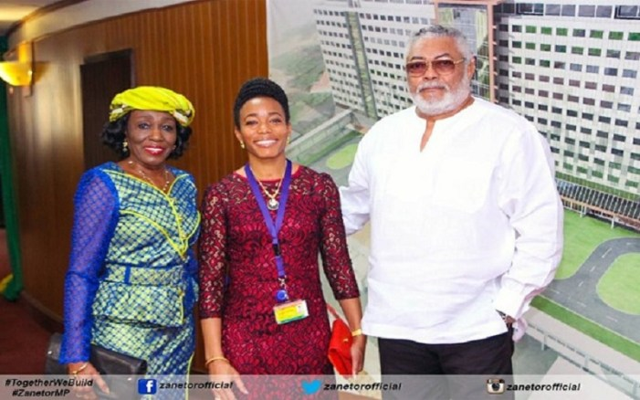 We love you but your mother is the problem – NDC Delegates tell Zanetor