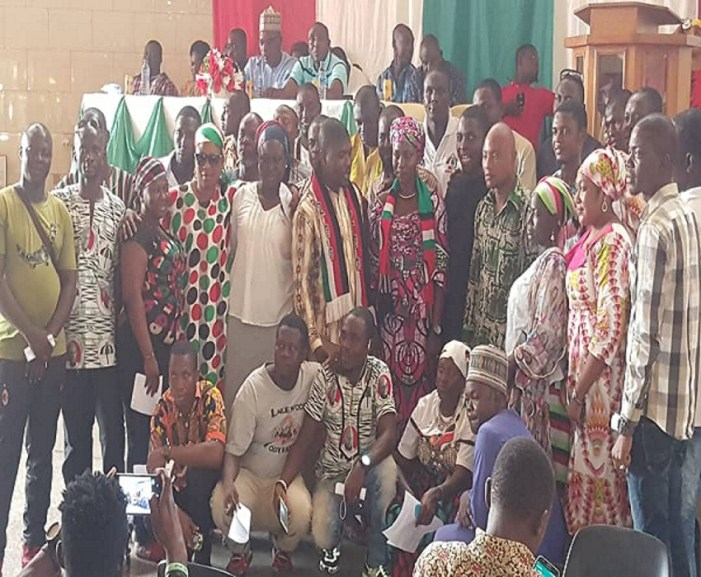 Ayawaso East Outdoors Youth Steering Committee